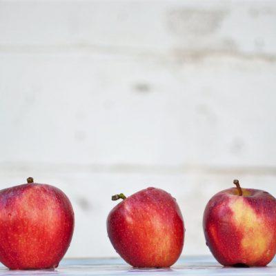 Äpfel Ernährung