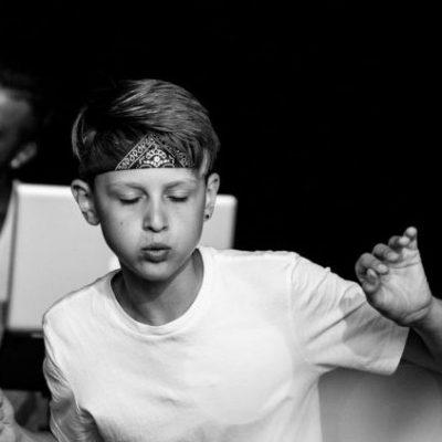 Junge Tanz HipHop